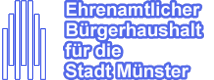 Ehrenamtlicher Bürgerhaushalt für die Stadt Münster