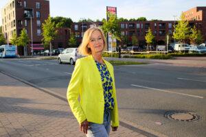 Babette Lichtenstein van Lengerich, Kandidatin der CDU zur Kommunalwahl 2020
